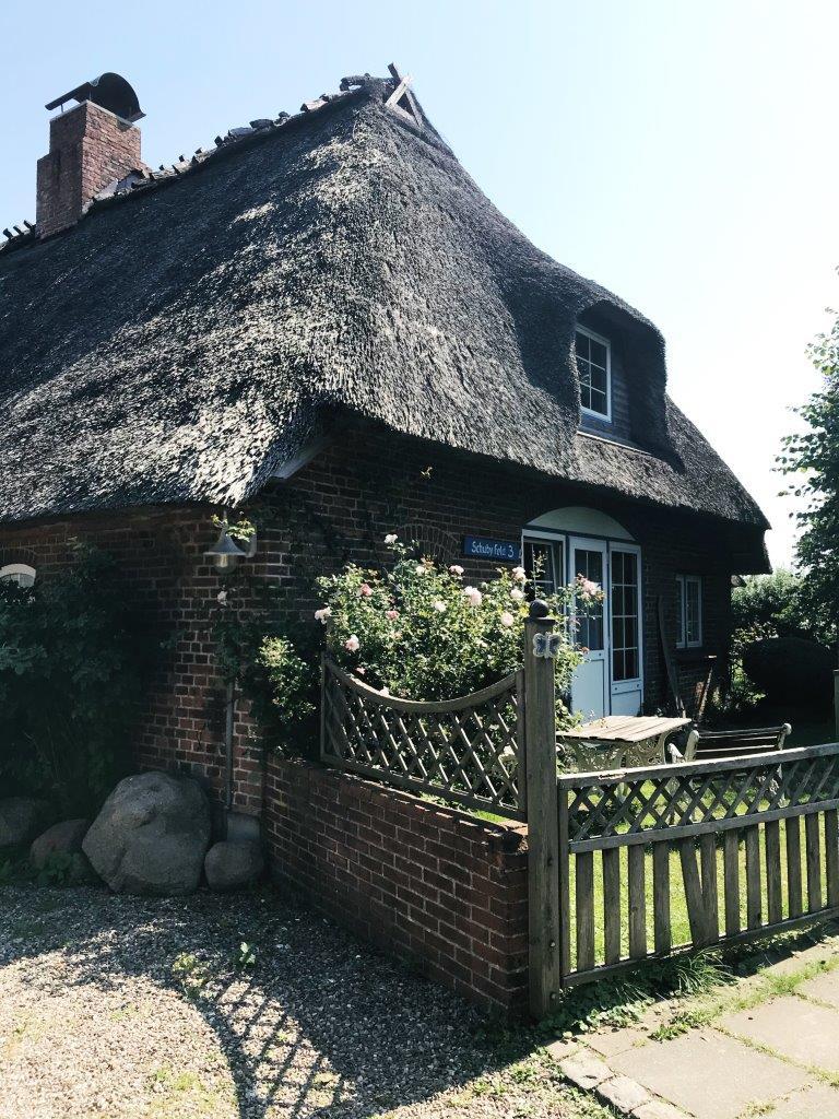 Reetdachhaus, Ferienhaus, Ostsee